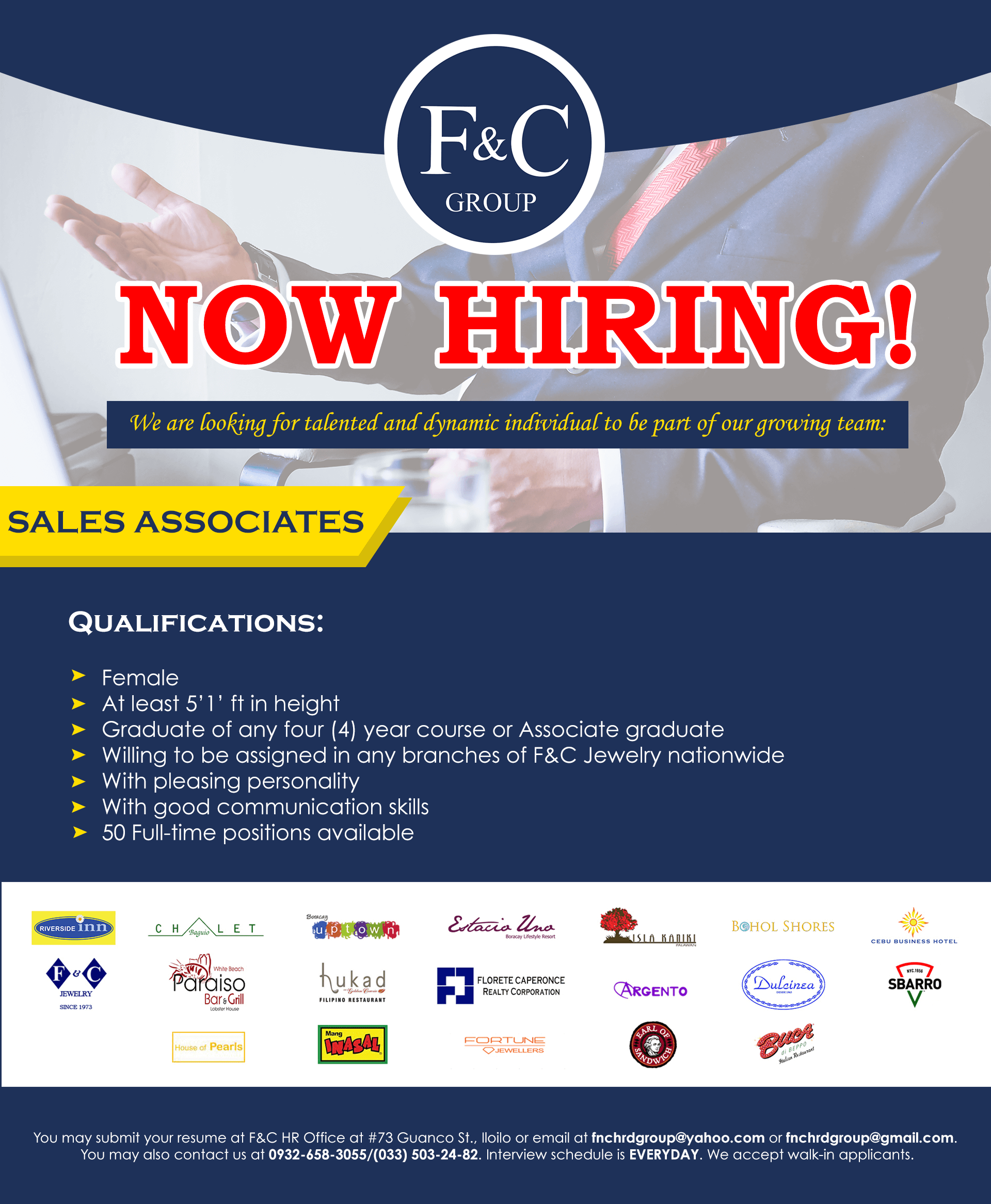 Fncgroup Careers S Ociate
